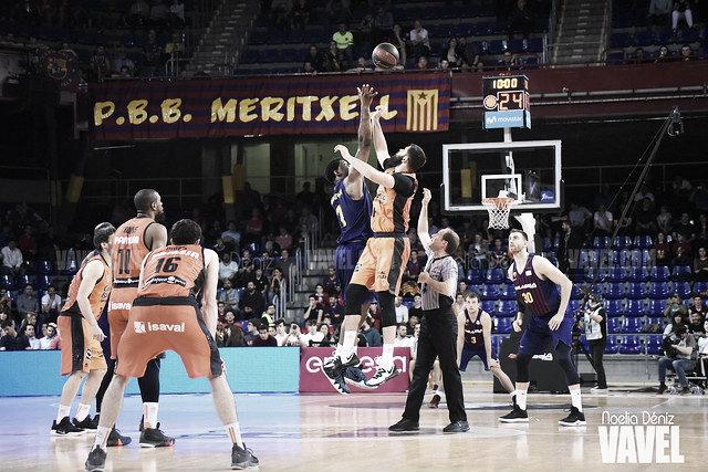 Previa FC Barcelona - Valencia Basket: Duelo de favoritos