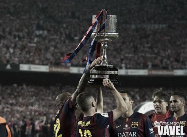 Resultado CF Villanovense - FC Barcelona en la Copa del Rey 2015/16 (0-0)