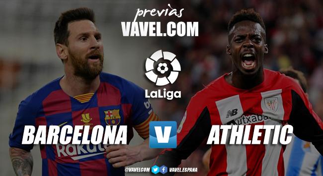 Previa FC Barcelona - Athletic Club: sin concesiones