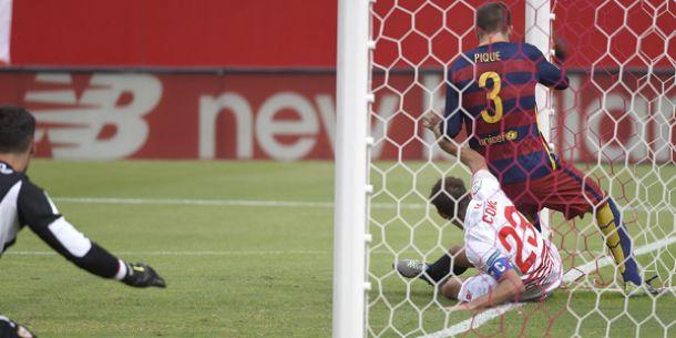 Sevilla FC-FC Barcelona: puntuaciones del Sevilla, jornada 7 Liga BBVA