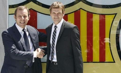 Inizia la stagione del Barça