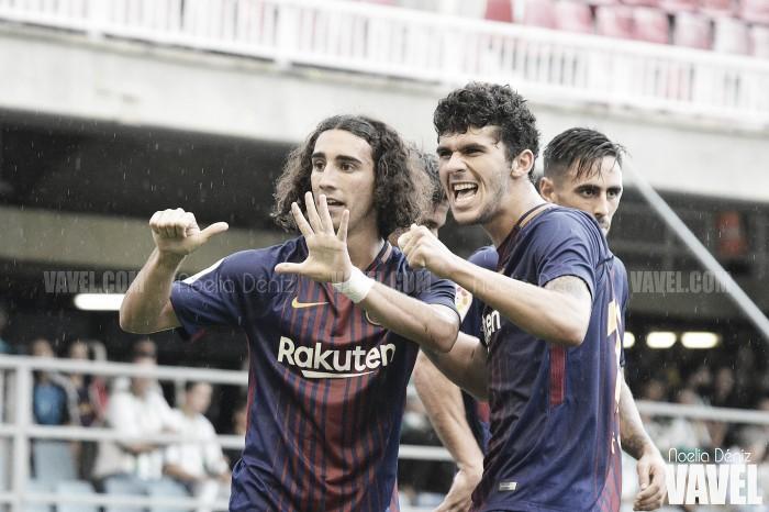 9 del Barça B, a la Champions