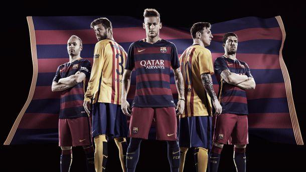 Barcellona, le maglie per la prossima stagione