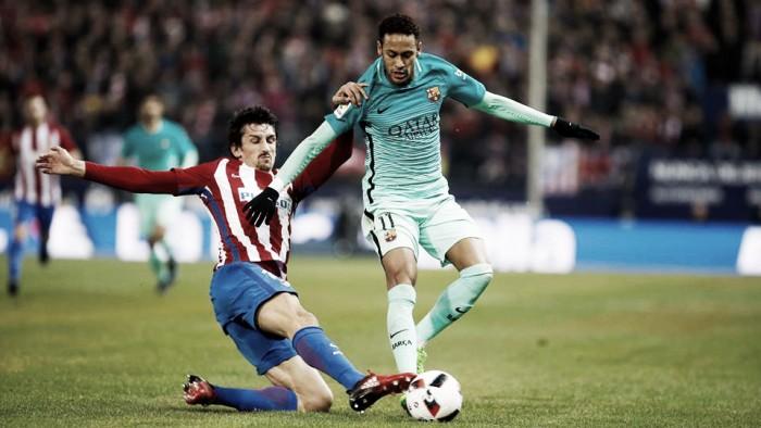 Copa del Rey, il Barcellona si aggiudica il primo round contro l'Atletico Madrid (2-1)