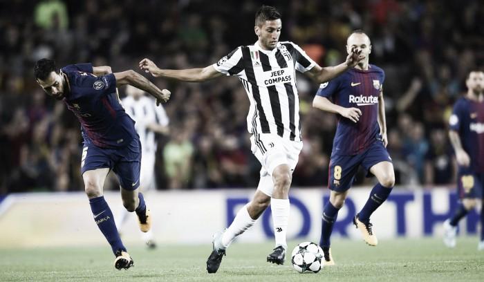 Barcellona-Juve 3-0, le pagelle bianconere: male Dybala e Sandro, si salva Pjanic