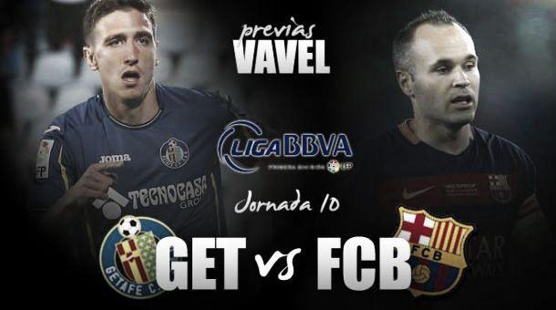 Pré-jogo: Barcelona visita Getafe em busca da liderança do Campeonato Espanhol