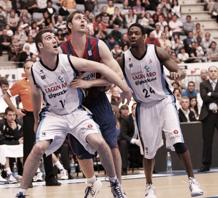 El GBC ha ganado una vez al Barcelona en San Sebastián