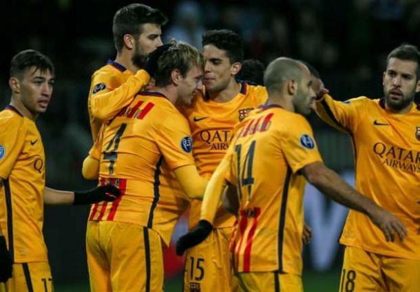 Barcellona - Bate Borisov, le ultime