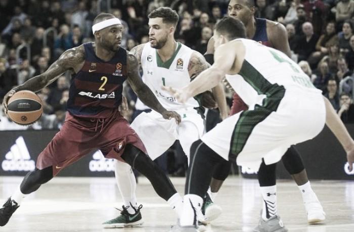 Eurolega: Barcellona con tanto cuore, Darussafaka al tappeto
