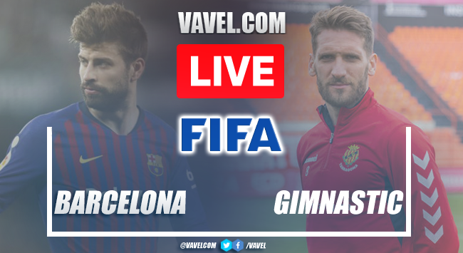 Goals and Highligts: Barcelona 4-0 Gimnastic in Friendly Game