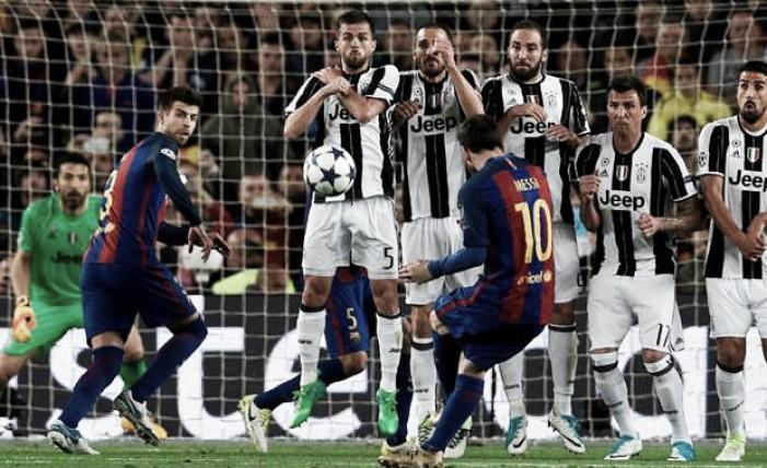 Barça-Juve 0-0, le pagelle blaugrana: si salva Messi, nervosismo Neymar, ok Busquets