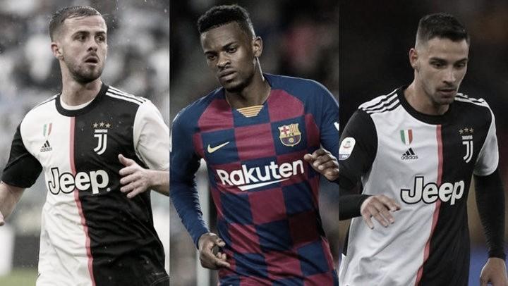 Jornal catalão crava acordo entre Barcelona e Juventus por Semedo, Pjanic e De Sciglio