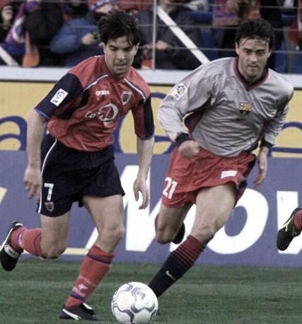 Numancia Vintage (IX): CD Numancia - FC Barcelona 1999/2000