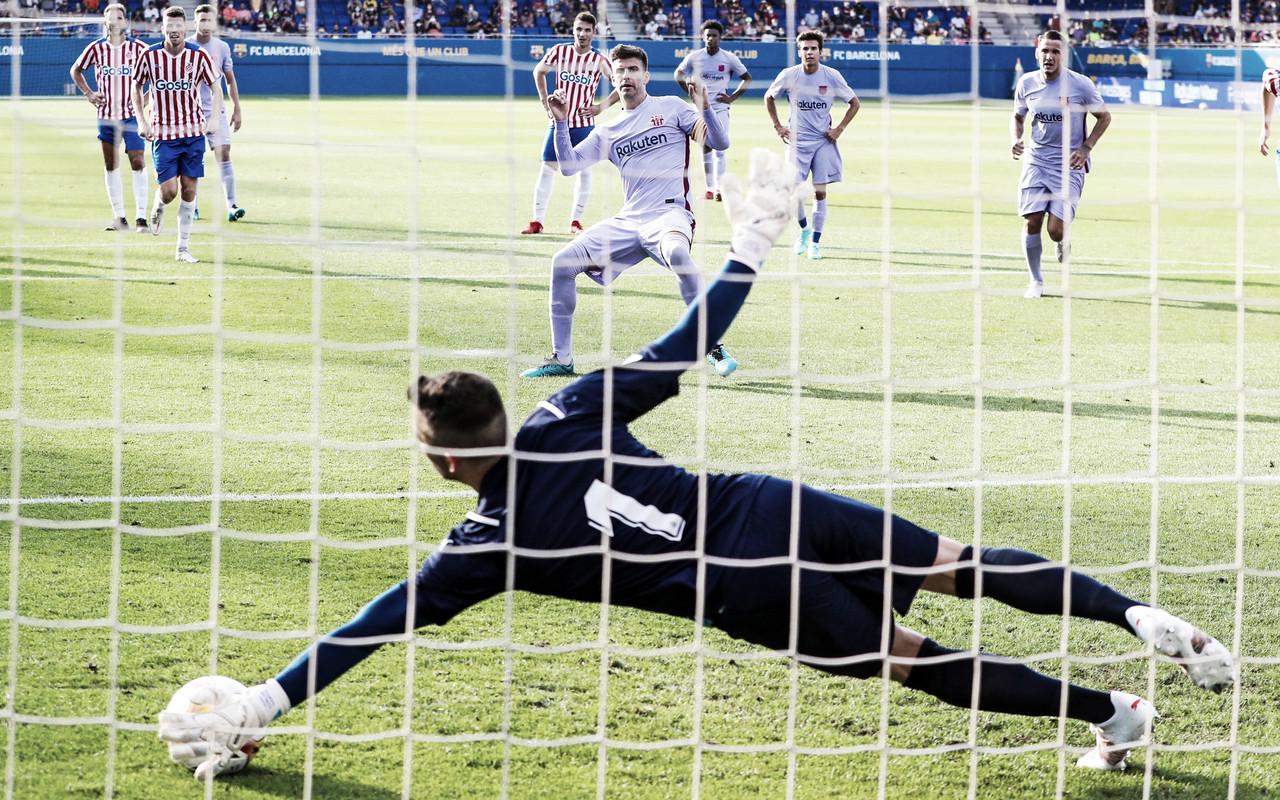Resumen Stuttgart 0-3 FC Barcelona en Partido Amistoso