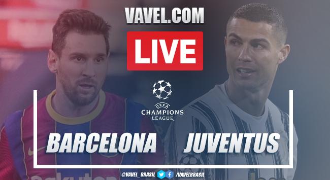 Gols e melhores momentos Barcelona 0x3 Juventus pela Champions League