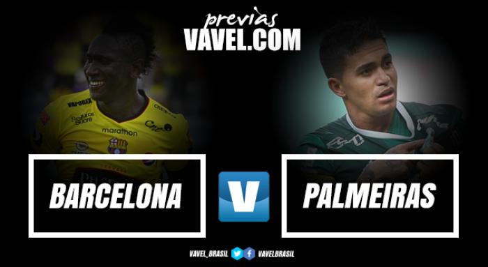 Sem torcida, Palmeiras encara Barcelona de Guayaquil pela Libertadores