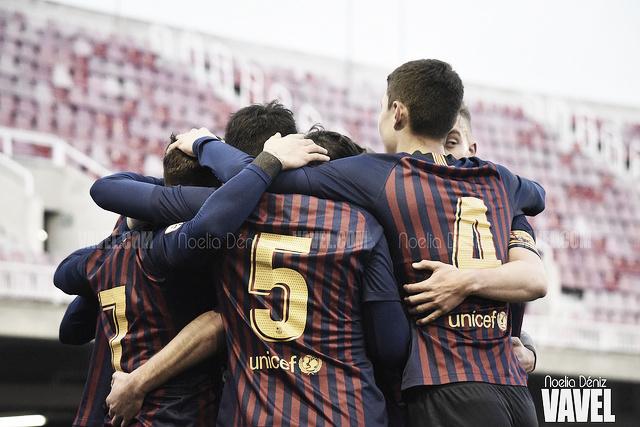 Resumen Olot vs. FC Barcelona B (1-1)