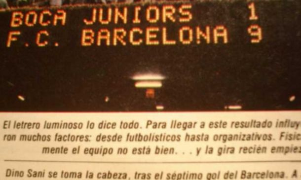barcelona vs boca juniors - photo #48