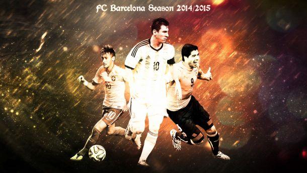Messi, Neymar e Suárez: qual a melhor posição para o tridente ofensivo?