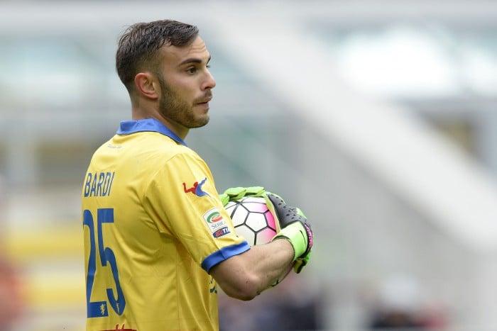 Serie B - Crea lo Spezia, Bardi salva il Frosinone: al Picco è 0-0