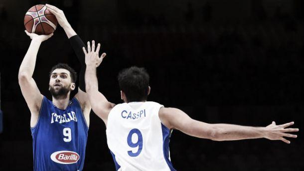 Eurobasket 2015, sospiro di sollievo Italia: Bargnani c'è
