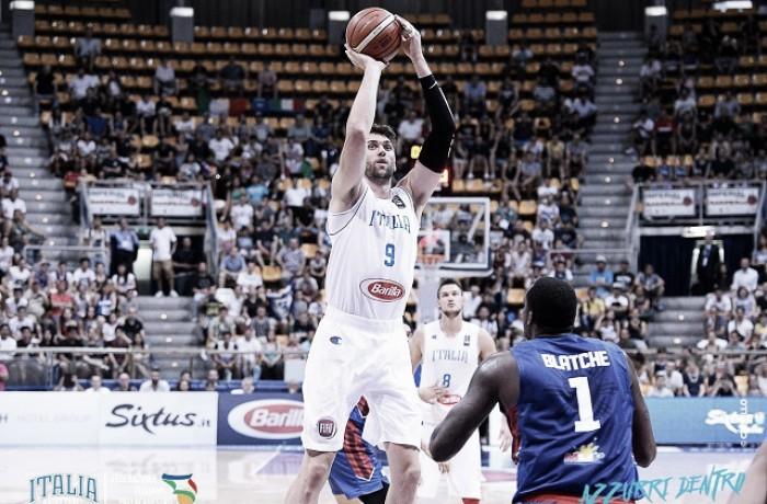 Basket: Imperial Basketball City Tournament, l'Italia travolge le Filippine