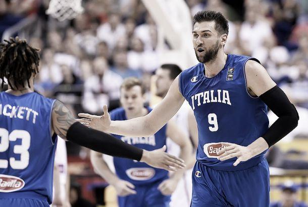 Eurobasket 2015, l'Italia va al pre-olimpico: Repubblica Ceca ko