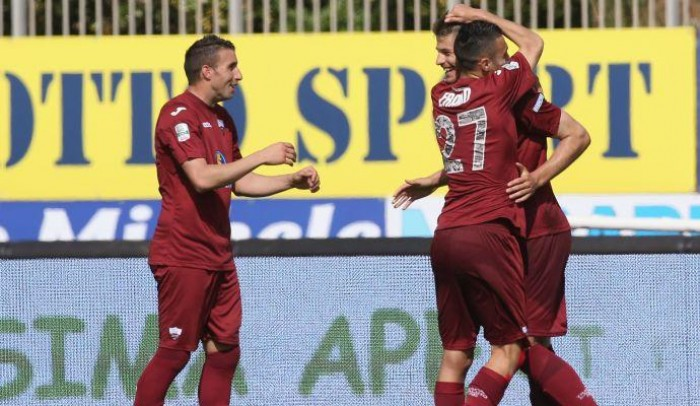Coronado re di Trapani: 0-1 allo Spezia e finale playoffs più vicina