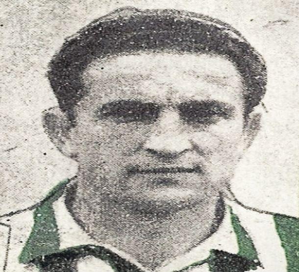 Yo jugué en el Real Betis: Sabino Barinaga