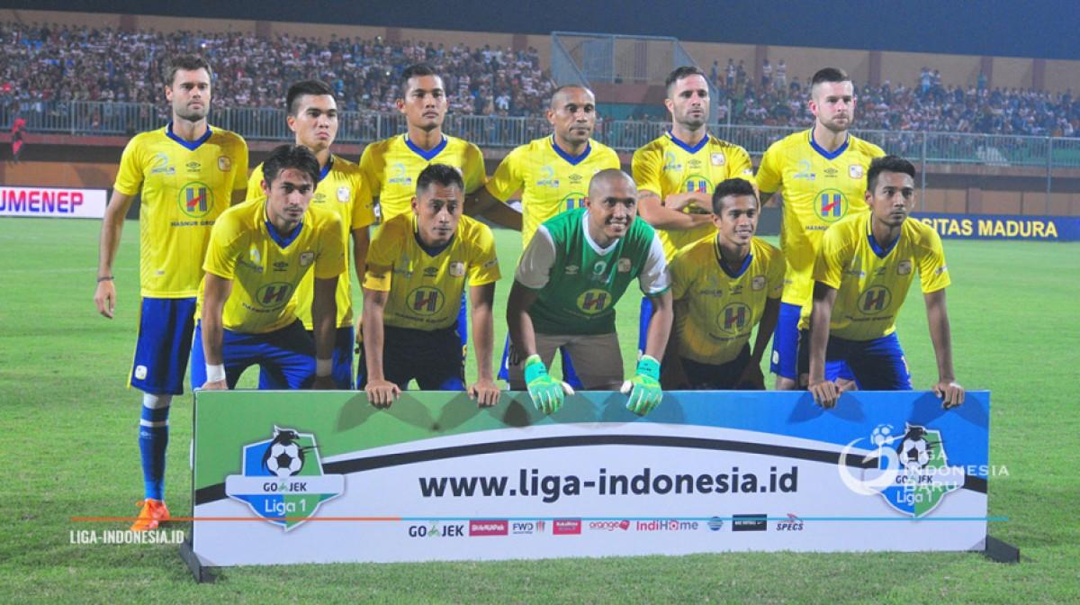 Barito Putera Tekuk Sriwijaya FC, JFT Puas