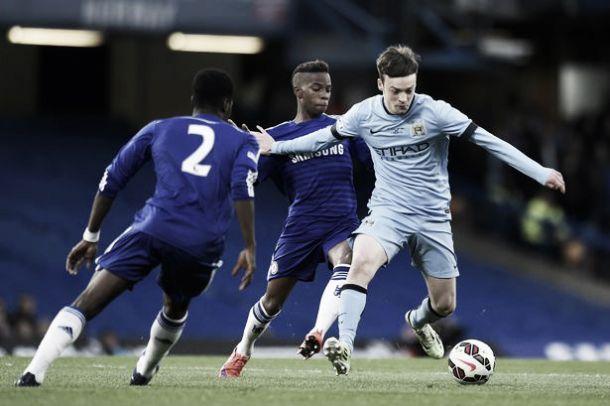 Leeds interested in loan move for City's talented startlet Brandon Barker