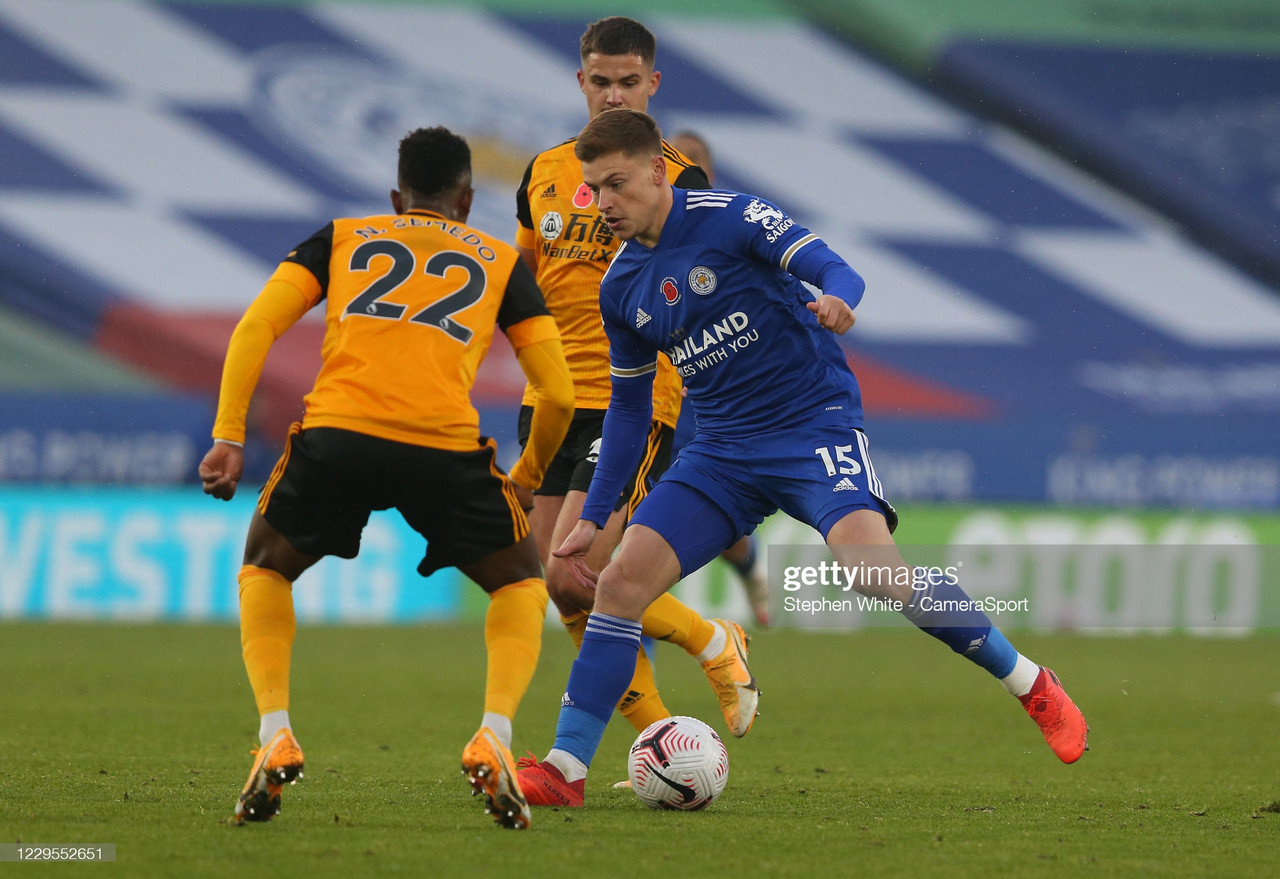 Leicester City vs Wolverhampton Wanderers: Leicester City predicted line-up