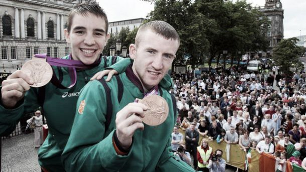 Irish Duo Secure Passage To Rio Olympics