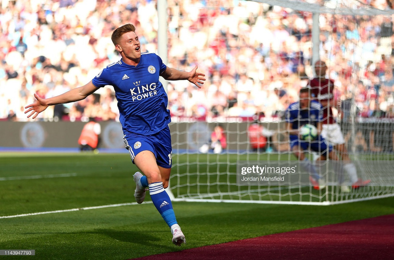 Harvey Barnes commits to five-year contract with Leicester City