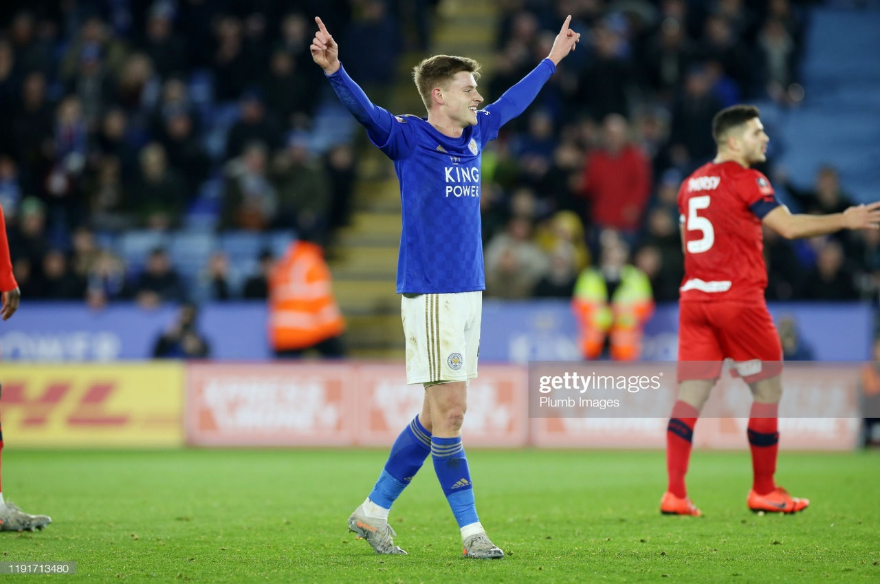 Leicester City 2-0 Wigan Athletic: Much-changed Foxes progress to Round Four
