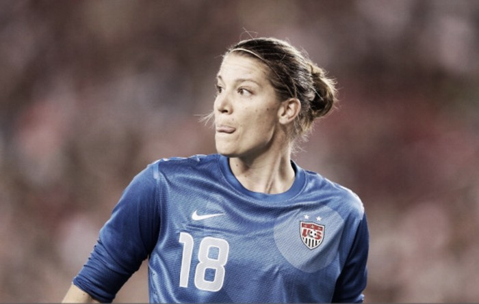 Nicole Barnhart: A quiet legend for club and country