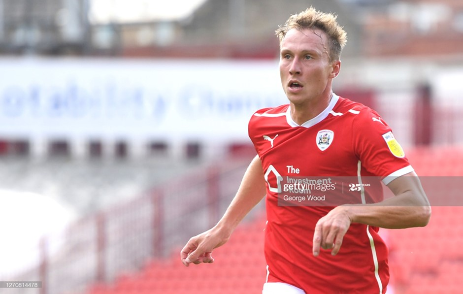 Mario who? Woodrow making his own mark up front for Barnsley