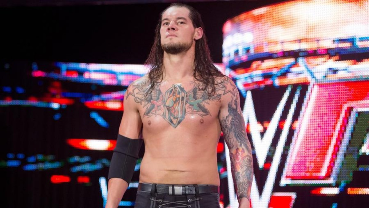 Baron Corbin Takes His Talents To Monday Night Raw