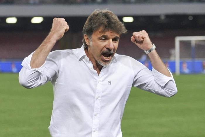 Serie B, il Benevento demolisce il Bari: 0-4 al San Nicola