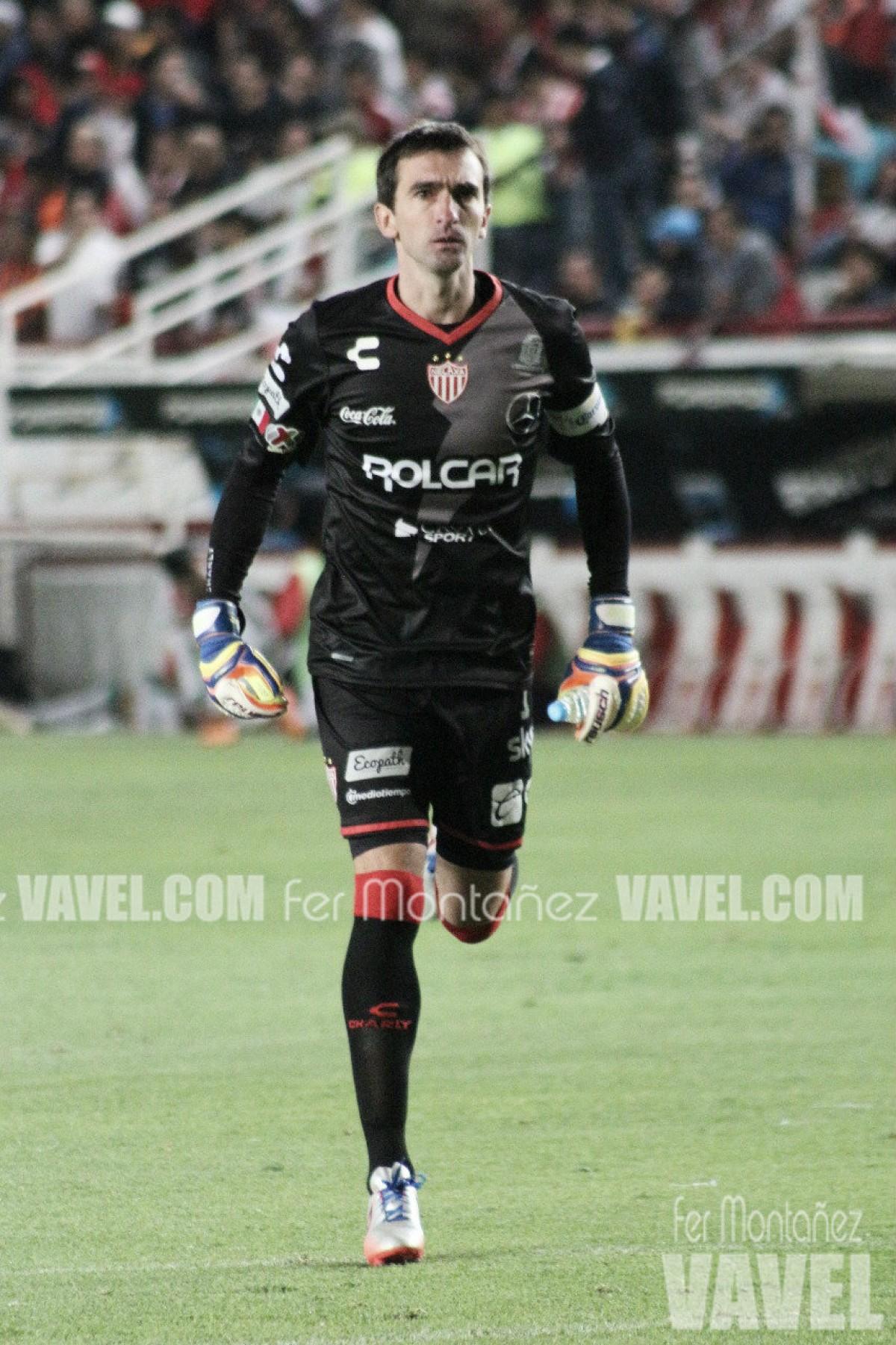 """Marcelo Barovero: """"Tenemos que levantar el nivel"""""""