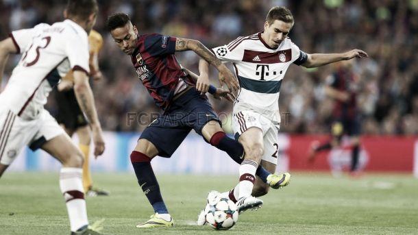 Bayern na «Champions»: fora de casa como peixe fora de água