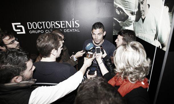 """Barral: """"Queremos salir con la cabeza alta del Bernabéu"""""""