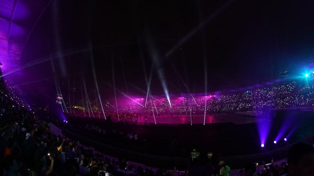 Concluye Barranquilla 2018