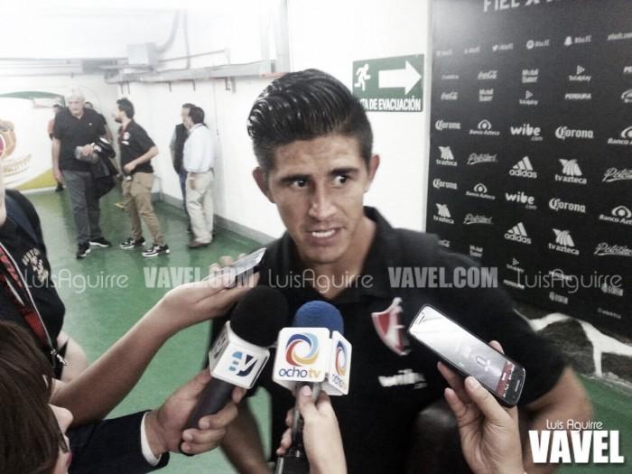 """Jahir Barraza: """"Era muy importante sacar los tres puntos"""""""