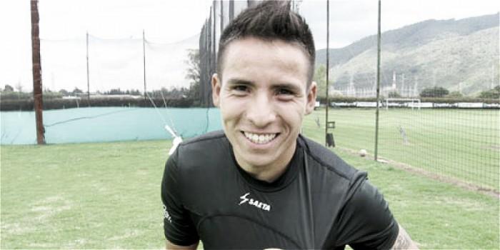 """Óscar Barreto: """"Estoy muy orgulloso de vestir la camiseta de Millonarios"""""""
