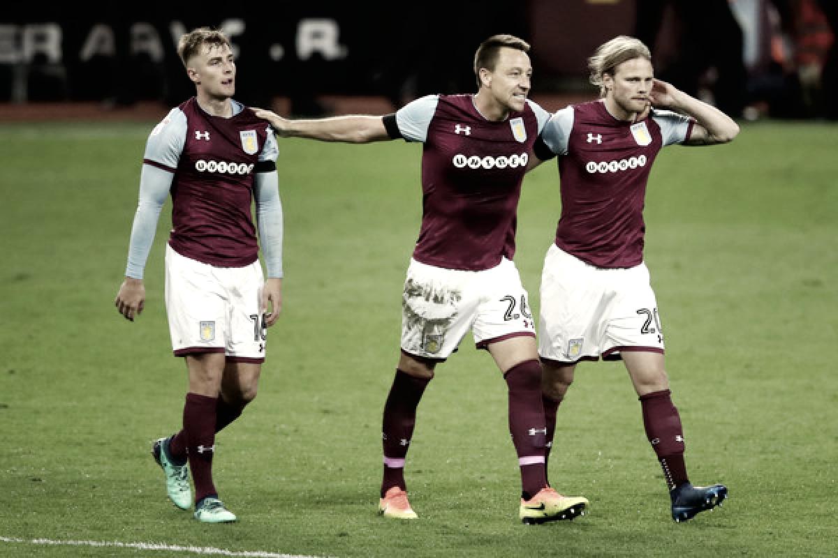 El Villa jugará la final por el ascenso