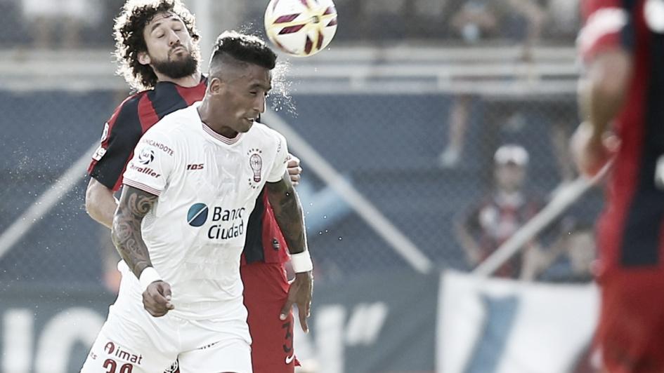 San Lorenzo y Huracán se enfrentaron en un gran partidazo, pero no hubo goles