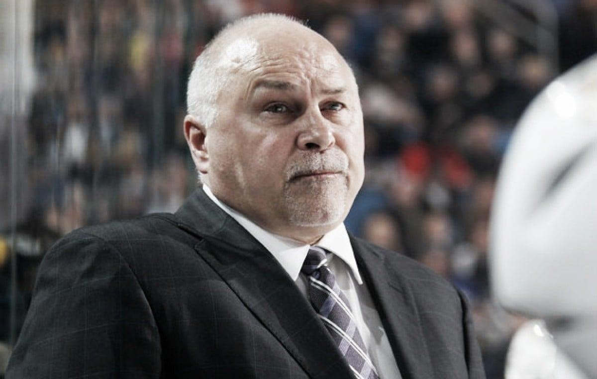 Barry Trotz now coaching New York Islanders