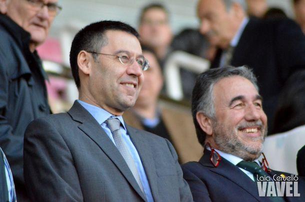El club blaugrana considera desproporcionada la sanción