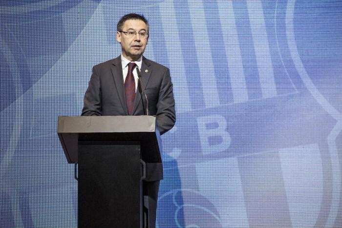 Bartomeu debuta en Europa con el Comité de Competición de la UEFA